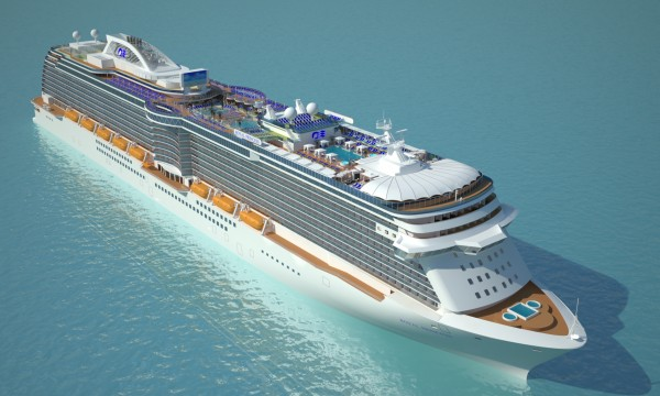 Princess Schedules Special Preview Sailings For Royal Princess