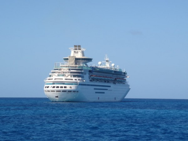 Crew Member Disappearance on Monarch of the Seas