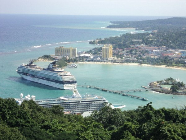 Another Cruise Passenger Goes Missing in Ocho Rios, Jamaica