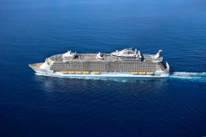 Oasis of the Seas Brief Review &amp; Photo Tour