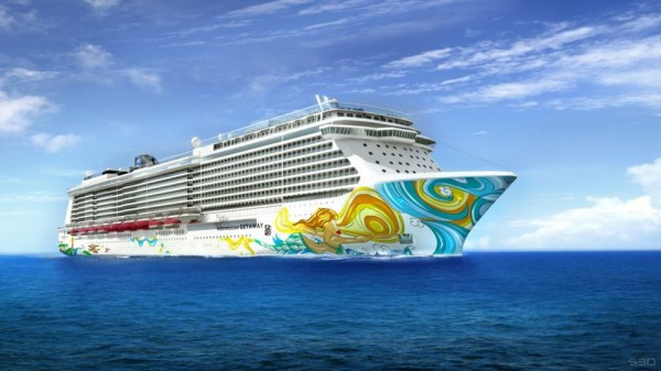 Small Fire Breaks Out Onboard Norwegian Getaway At Meyer Werft