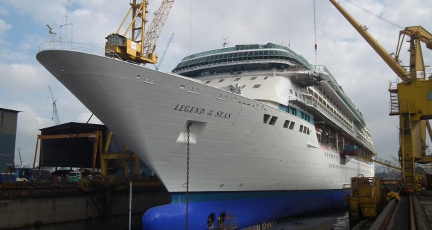 Legend of The Seas Completes Month Long Renovation