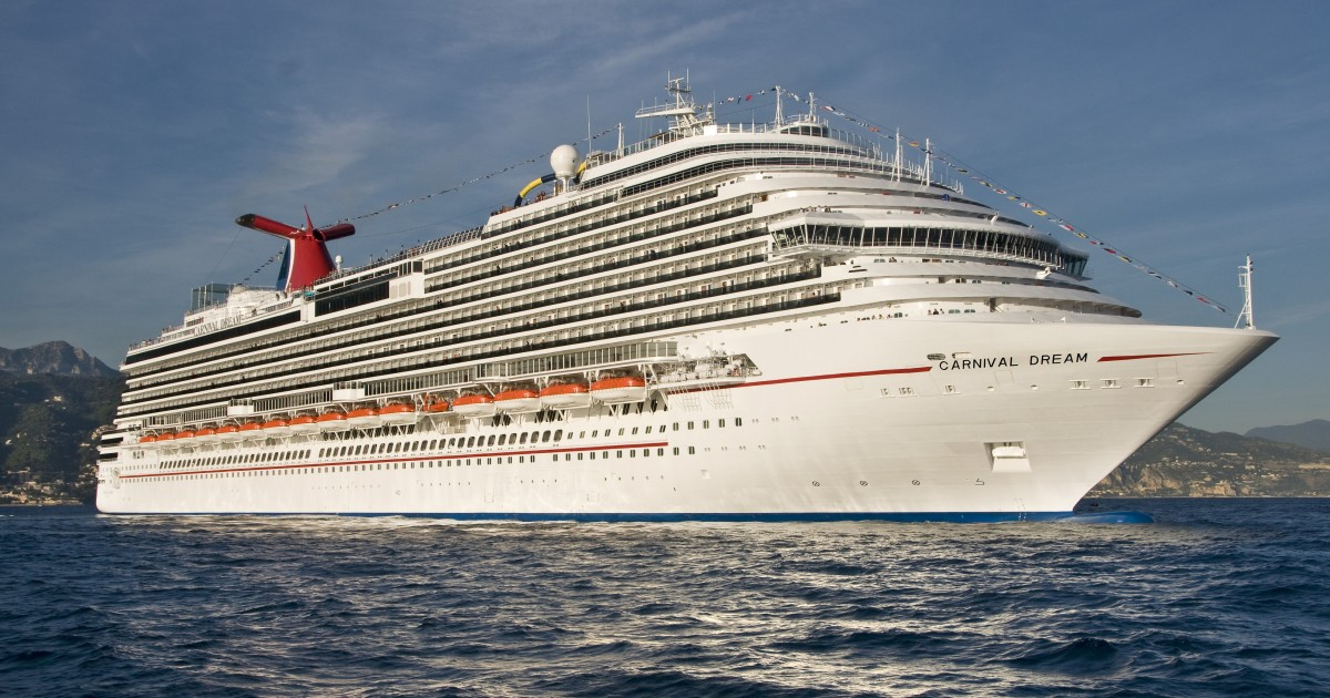 Carnival Dream Will Offer New 5 7 And 8 Night Itineraries From Port Canaver