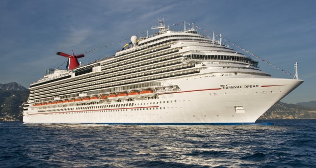 Carnival Dream Will Offer New 5, 7, and 8 Night Itineraries From Port Canaveral