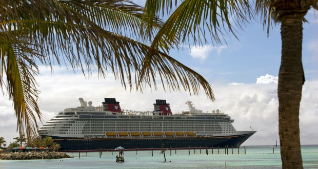Disney Fantasy Returns To Port For Medical Emergency