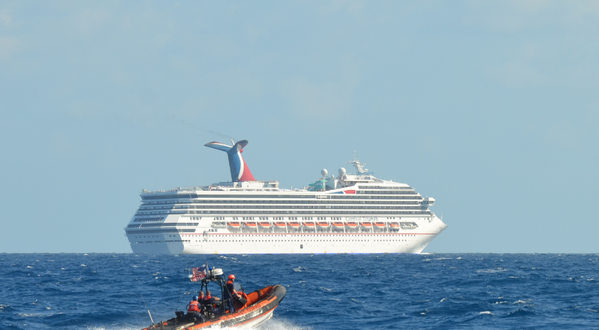 Carnival Triumph Suffers Fire; Disables Propulsion System