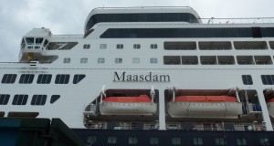Impressive Medical Evacuation Performed by HAL's Maasdam