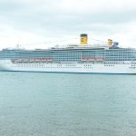 Costa Mediterranea (March 2013)
