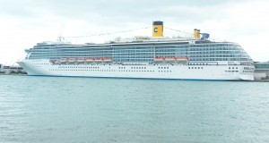 Costa Mediterranea Overview &amp; Photo Tour