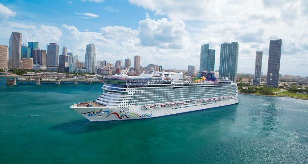 Port of Nassau Miscounts Ships, Turns Norwegian Epic Away