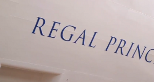 Regal Princess Floated Out In Monfalcone (Video)