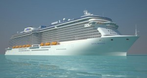 "Royal Princess' Horn Will Play ""The Love Boat"""
