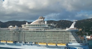 Quantum of the Seas Announcement Live Broadcast