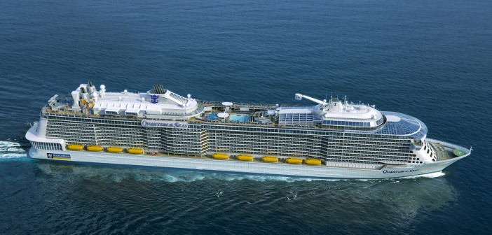 Quantum of the Seas To Sail From China In 2015
