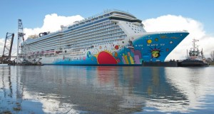 Norwegian Breakaway To Be Christened In 20 Days