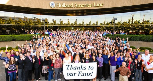 Holland America Celebrates 140 Years Of Excellence (Photos)