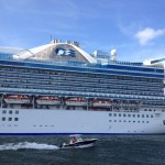 Small Fire Extinguished Aboard Coral Princess