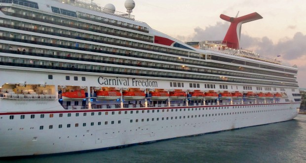 Carnival Adds 5 Night Caribbean Cruises To Carnival Freedom&#8217;s Schedule