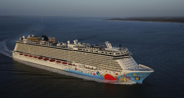 Norwegian Breakaway Christening &#8211; Live Feed &amp; Updates