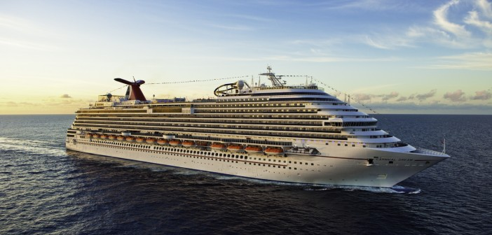 Carnival Dream Sets Sail On Inaugural Sailing From New Orleans
